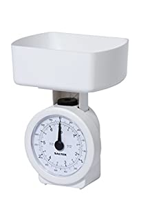 Salter compact mechanical kitchen scales for How much is a kitchen scale
