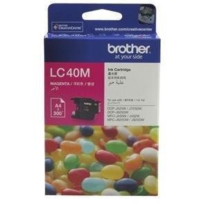 Brother LC40 Ink Cartridge - Magenta Ink