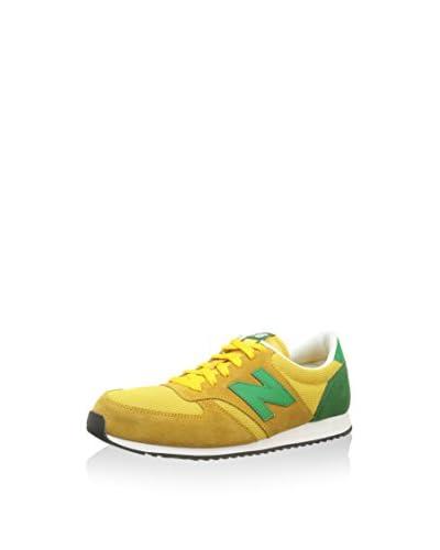 New Balance Zapatillas U420Snyy Amarillo / Verde