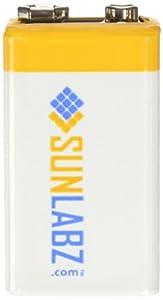 SunLabz Rechargeable Batteries