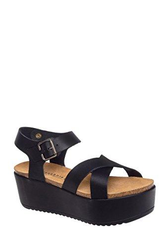 Kendra Mid Platform Sandal