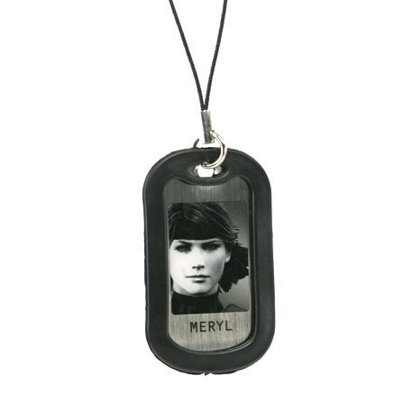 Picture of Koro Koro Metal Gear Solid 4 - Dogtag - Meryl Figure (B001O23XPC) (Koro Koro Action Figures)