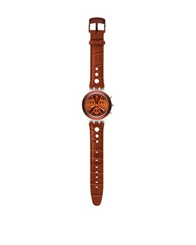 Swatch Reloj de cuarzo Man Unisex Rouille 43 mm