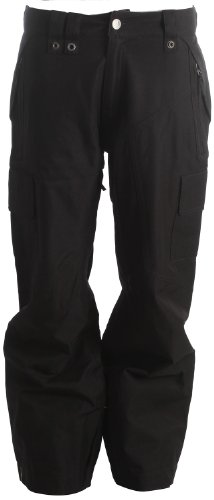 Bonfire Arc Snowboard Pants Black Mens Sz M