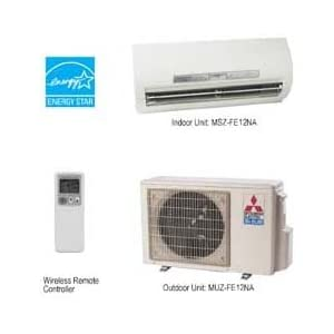 Mr. Slim 12,000 BTU 23 SEER Heat Pump Single Zone Ductless Mini Split Air Conditioner