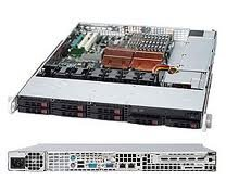 Supermicro 1U CSE-113TQ-700CB Hot-Swap Sata Chassis (Black)