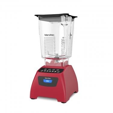 Blendtec Signature Series Blender with Wildside & Twister Jar - Red/Cinnamon (Signature Classics Blender compare prices)