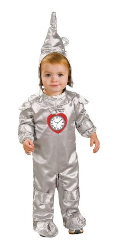 Tin Man Newborn Costume