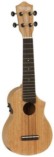 Tanglewood TU1 CE electro acoustic soprano ukulele