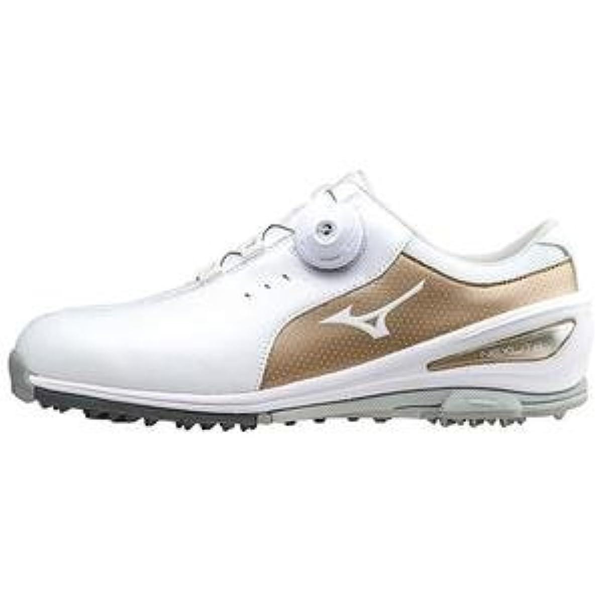 [해외] MIZUNO 미즈노 골프 스파이크 레이디스 주문 상품 사이즈:24.5cm