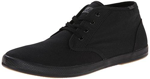 Keds Men's Champion Chukka Lace-Up Sneaker, Black/Black, 11 M US (Keds Men Champion compare prices)