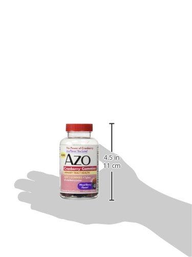 AZO-Cranberry-Gummies