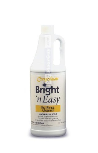 Congoleum Bright 'N Easy No Rinse Cleaner - 32 Ounce Bottle by Congoleum (Congoleum Floor Cleaner compare prices)