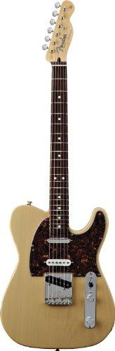 Fender フェンダーUSA デラックス ナッシュビル テレキャスター ハニーブロンド Deluxe Nashville Telecaster Electric Guitar, Rosewood Fingerboard - Honey Blonde[並行輸入]