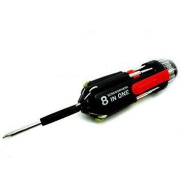 8-in-1-Multifunctional-Screwdriver-Set-6-LED-Lighting-Car-Screwdriver