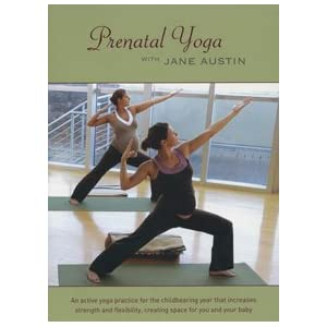 Jane Austin Prenatal Yoga DVD