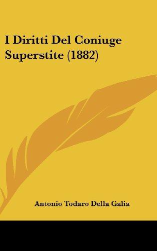 I Diritti del Coniuge Superstite (1882)