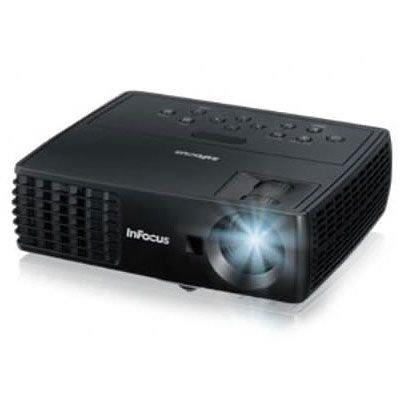 InFocus IN1110 Ultra Mobile DLP Projector, 2.75 lbs, XGA, 2100 Lumens