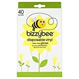Bizzybee Disposable Vinyl Gloves One Size�40 per pack