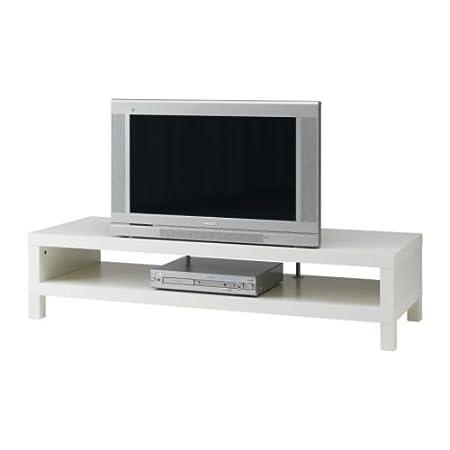 IKEA FALTA - Mueble TV, blanco - 149x55 cm