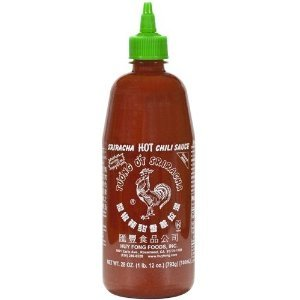 Huy Fong - Sriracha Hot Chili Sauce (Net Wt. 28 Oz.) from Huy Fong