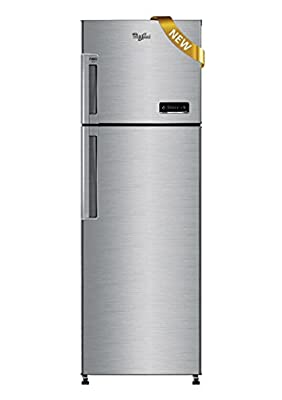 Whirlpool Neo Ic375 Elite Double-door Refrigerator (360 Ltrs, 4 Star Rating, German Steel)