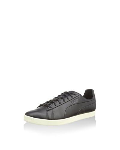 Puma Modern Court Lo Citi Series - zapatilla deportiva de piel Unisex adulto, color negro, talla 41