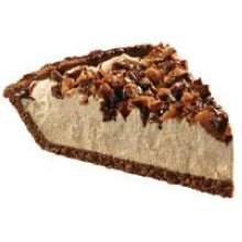 Schwans Edwards Brand Reeses Peanut Butter Pie, 2.5 Ounce -- 24 per case.