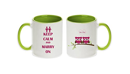 Fun Wedding Gifts For Lesbian Couple - Magazine cover