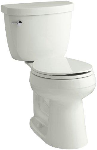Tremendous Kohler 3887 Ny Cimarron Comfort Height Two Piece Round Front Uwap Interior Chair Design Uwaporg
