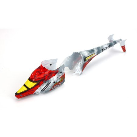 Force FHX Canopy, Red - 1