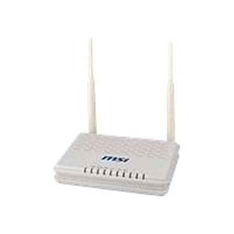 MSI Mega ePower Point d'accès Wi-Fi Répéteur 200 AV+ Norme 11n (Import Allemagne)