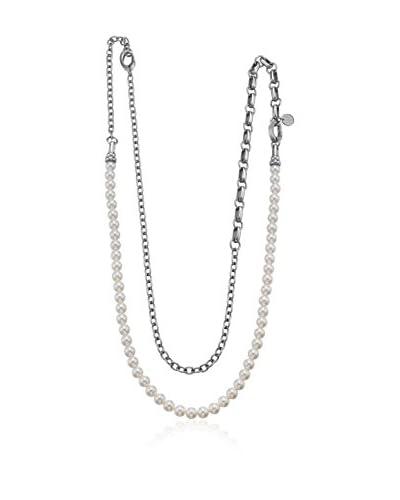 Esprit Steel Collar Esprit Steel Classic Pearls Blanco