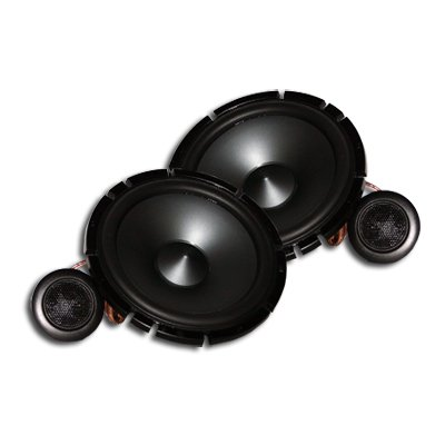 "Alpine Sps-610C 6-1/2"" Component 2-Way Type-S Speaker System"
