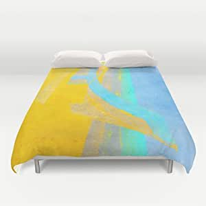 society6 meaning duvet cover by fernando vieira. Black Bedroom Furniture Sets. Home Design Ideas