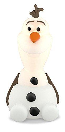 Philips e Disney, Luce notturna bambini LED, Olaf Frozen
