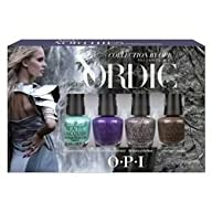 OPI Nordic Collection Mini Pack Nail Lacquer, 4 Count