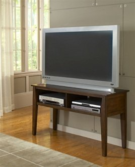 Cheap Pecan Tv Stand (B006JOFE1Q)