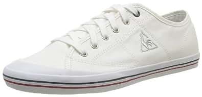 Le Coq Sportif Grandville, Baskets mode mixte adulte - Blanc (White), 40 EU