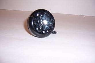 Cruiser Candy Crystal Flower Bell BLACKTEAL