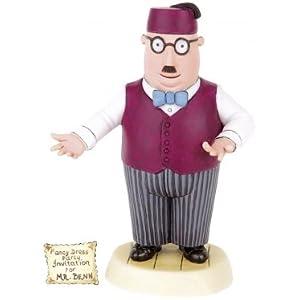 Mr Benn the Shopkeeper Resin Figure