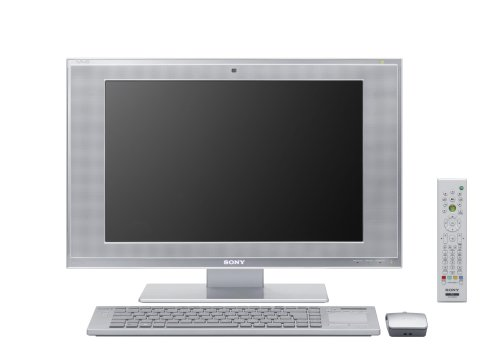 Sony Vaio Ln2m - Core 2 Duo E7400 4gb 500gb Nvidia Geforce 9300m Dvdrwdl 20.1 Inch Vista Home Premium *** With Tv Tuner ***