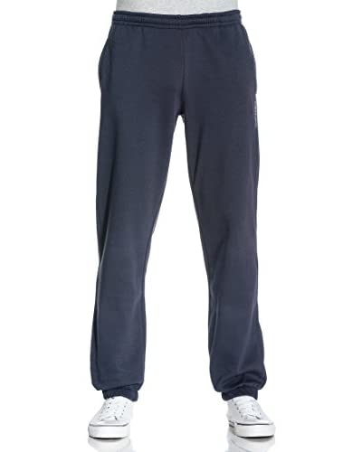 Lotto Pantalone Felpa First Fl [Blu Navy]