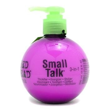 Bed Head Small Talk - 3 in 1 Thickifier, Energizer & Stylizer 200ml/8oz