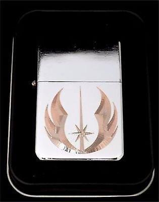 JEDI-Order-Star-Wars-Jedi-Engraved-Chrome-Cigarette-Favor-Lighter-Gift-LEN-0014