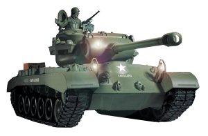 Char d'assault RC1/16 Snow Leopard complet