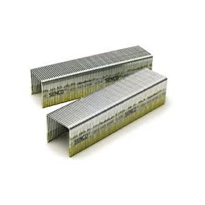 "SENCO C04BAAP 3/8"" x 1/4"" Galvanized Staples - Hardware"
