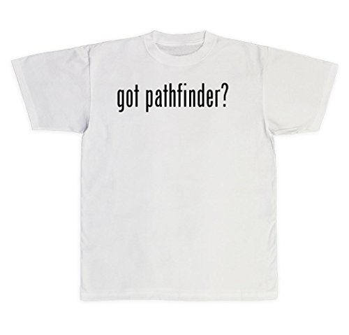 got-pathfinder-new-adult-mens-t-shirt-white-xxx-large
