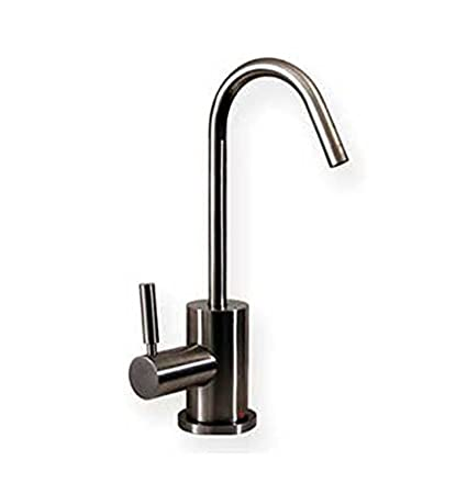 Whitehaus Collection WHFH-H1400STS Forever Hot FX Drinking Hot Water Kitchen Faucet