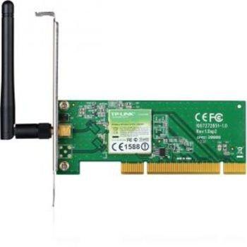 TARJETA PCI WIFI 150MBPS TPLINK TL-WN751ND